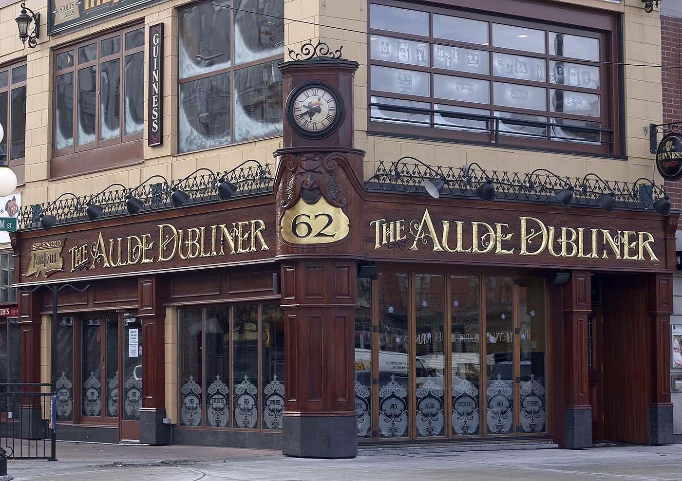 Aulde Dubliner 4