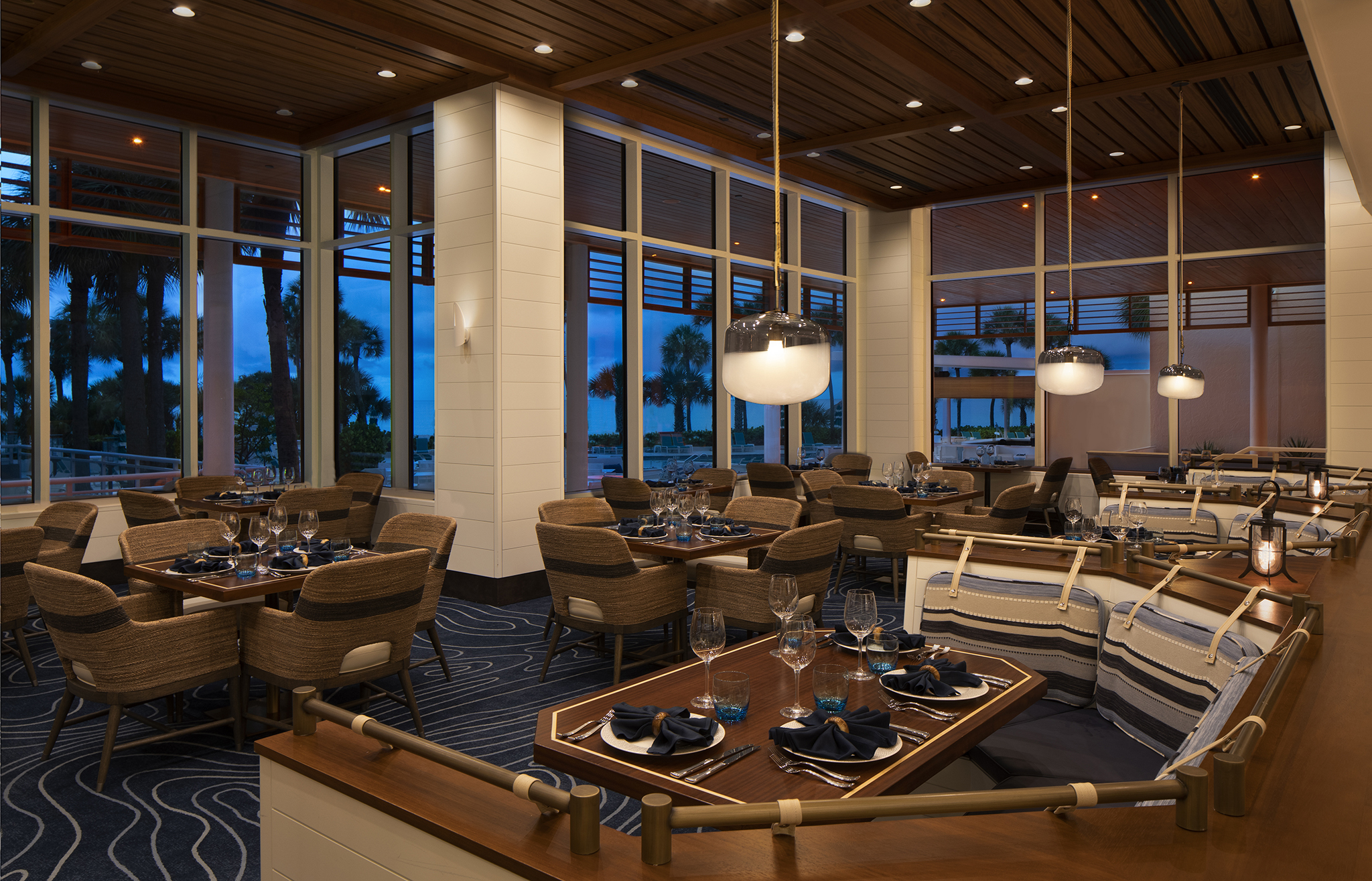 Longboat Dining Room