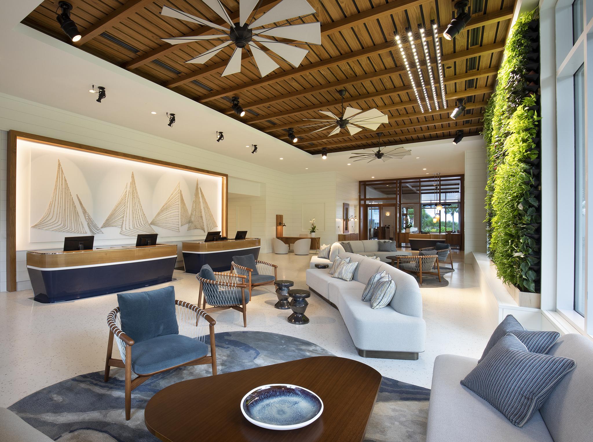 Longboat Resort Lobby