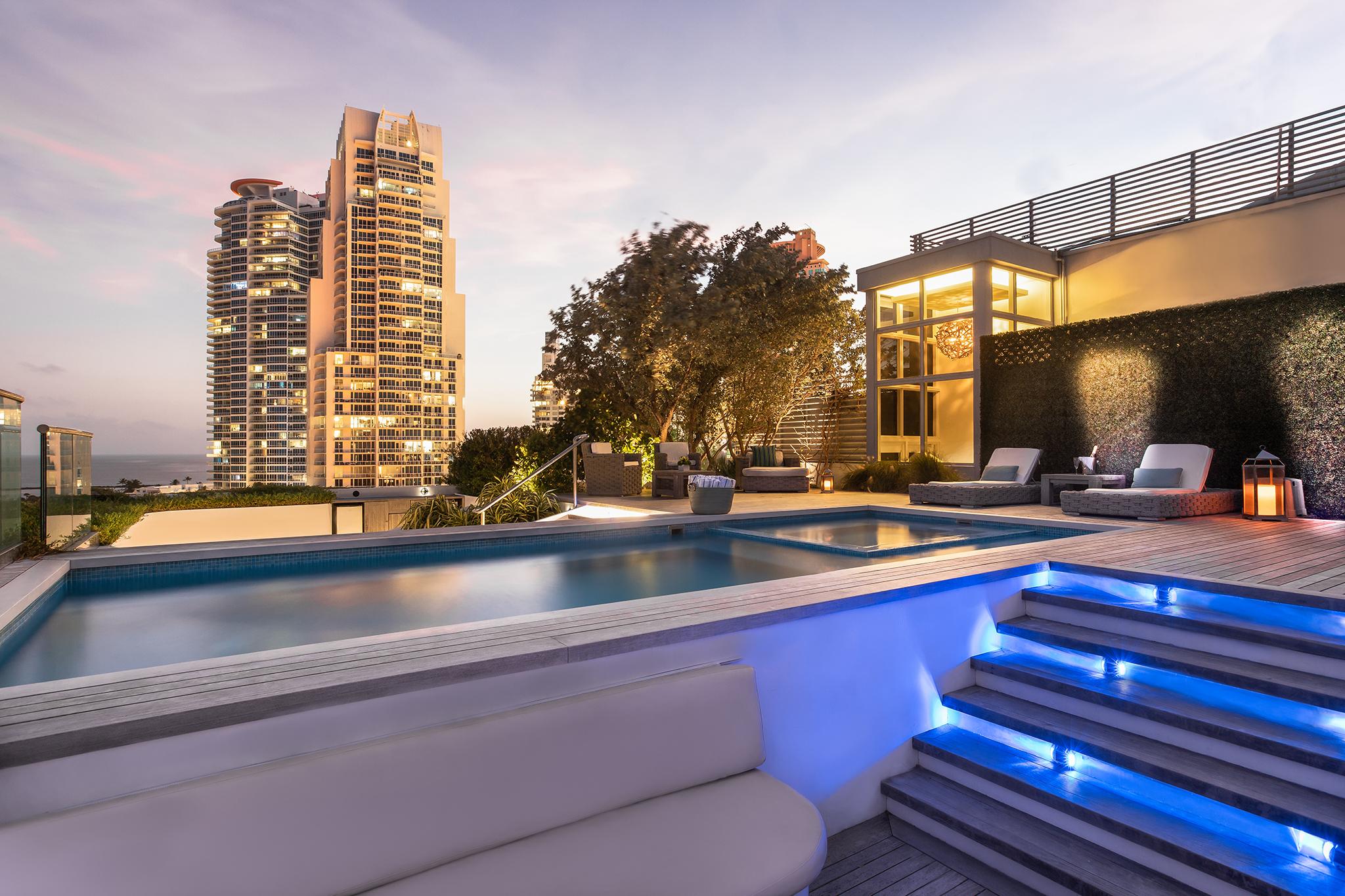 Hilton Bentley Miami South Beach Hotel Room 14